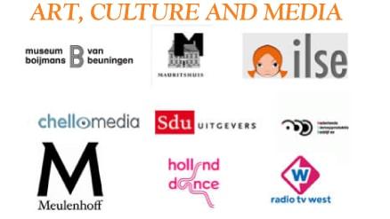 Art culture media