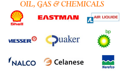 Oil, gas & chemicals